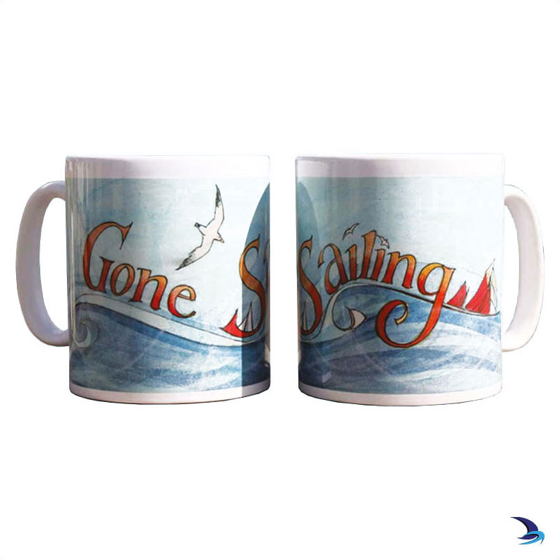 Gone Sailing - Nautical Mugs